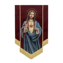 Celebration Banners F4543 Sacred Heart Banner