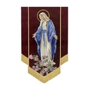 Celebration Banners F4546 Our Lady of Grace Banner