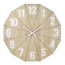 Christian Brands F4637 Decorative Accents - Wooden Clock