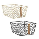 Christian Brands F4684 Pack Smart - Wire Baskets - Gratitude - Rectangle - 4pcs