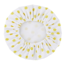 Stephan Baby F4717 Shower Cap - Yellow Dot