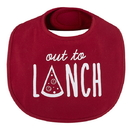 Stephan Baby F4722 Veggie Bib - Out To Lunch, 3-12 months