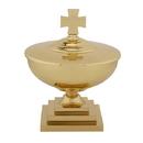 Sudbury F4914 Baptismal Bowl with Cross Cover