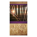 Celebration Banners F4921 3' x 5' Easter Series Banner - Blessed is the King
