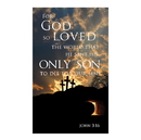 Celebration Banners F4928 3' x 5' Promise Series Banner - For God So Loved