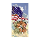Celebration Banners F4933 Everyday Banner Series - God Bless America