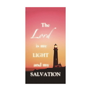 Celebration Banners F4934 Everyday Banner Series - The Lord is My Light