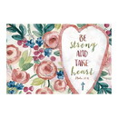 Christian Brands G0117 Pass it On - Be Strong Take Heart