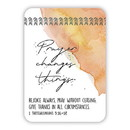 Christian Brands G0147 Verse Card - Prayer Changes Things