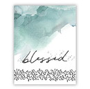 Christian Brands G0170 Square Magnets - Blessed