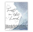Christian Brands G0172 Square Magnets - Trust in the Lord