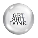 Christian Brands G0230 F2F Paper Weight - Get Shit Done