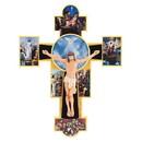 Christian Brands G1133 Life of Christ Crucifix