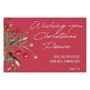Christian Brands G1238 Pass it On - Wishing You Christmas Peace