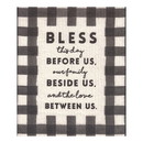Faithworks G1272 Organic Dishcloth - Bless the Day