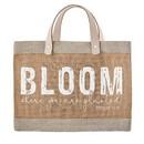 Faithworks G1331 Mini Market Tote - Bloom Where You're Planted