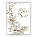 Christian Brands G1853 Notepad - Bless the Lord Pocket