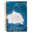 Christian Brands G1861 Journal - All Things Are Possible