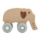 Stephan Baby G2120 Silicone Toy - Elephant