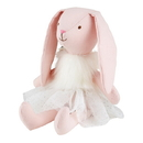 Stephan Baby G2160 Doll - Pink Rabbit