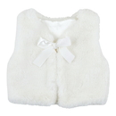 Stephan Baby G2164 Vest - White Fur