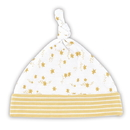 Stephan Baby G2169 Knit Hat - Gold Star Stripe