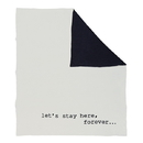 Christian Brands G2237 F2F Throw - Let's Stay Here Forever