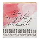 Christian Brands G2293 It Is Well - Tabletop Plaque - Inspirational - Everything in Love