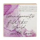 Christian Brands G2306 It Is Well - Tabletop Plaque - Grandparents