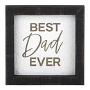 Heritage G2324 All About Dad - Framed Tabletop - Best Dad Ever