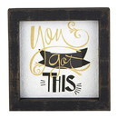 Heritage G2333 Graduation Good Vibes - Framed Tabletop - You Got This