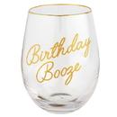 Christian Brands G2540 Wine Glass - Birthday Booze