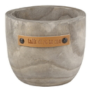 Christian Brands G2603 Wood Planter - Talk Dirt To Me
