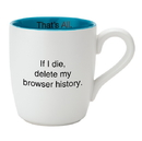 Christian Brands G2674B That�s All® Mug - Browser History
