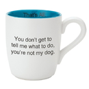 Christian Brands G2675B That�s All® Mug - Not My Dog