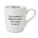 Christian Brands G2676 That�s All® Mug - Different Sizes Pink