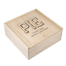 Christian Brands G2724 Large Sweets Wood Box - Pie