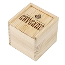 Christian Brands G2727 Small Sweets Wood Box - Hey Cupcake