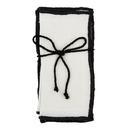 Christian Brands G2742 Ivory Linen Napkins - Set of 4