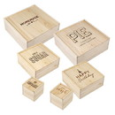Christian Brands G2789 Pack Smart - Wood Treat Box Collection