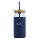 Christian Brands G2830 18oz Glass Tumbler - Do More With Less
