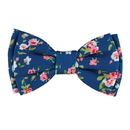Christian Brands G2846 Pet Bow Ties - Blue Floral
