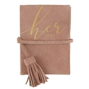 Christian Brands G2851 Vow Book - Hers