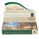 Christian Brands G4024 Mini Advent Calendar Card Display