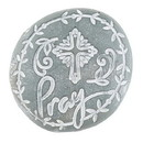 Gifts of Faith G4154 Pocket Stone - Pray