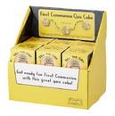 Christian Brands G4644 Large Quiz Prayer Cube Display - First Communion - 12 pk