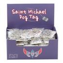 Christian Brands G4656 Saint Michael Dog tag Box - 36/pk