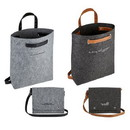 Gifts of Faith G4810 Pack Smart - Felt Backpacks and Cross-Body Bags - 8pc