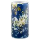 Christian Brands G5064 LED Candle - Medium - Blue Floral