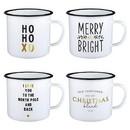 Christian Brands G5220 Packsmart - Holiday Enamel Mug